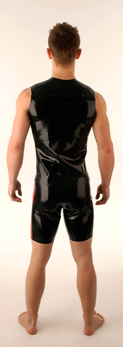 SR13 Latex Star T - Shirt Sleeveless
