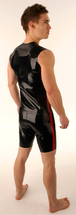 SR15 Latex T - Shirt Sleeveless