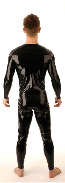 SR32 Latex Swiss T - Shirt Longsleeve & Leggings Set